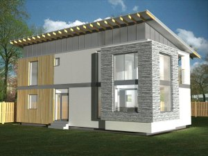 Resource Efficient House Design and much more!