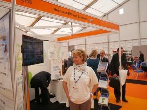 Jacqueline at Resource Efficient Scotland