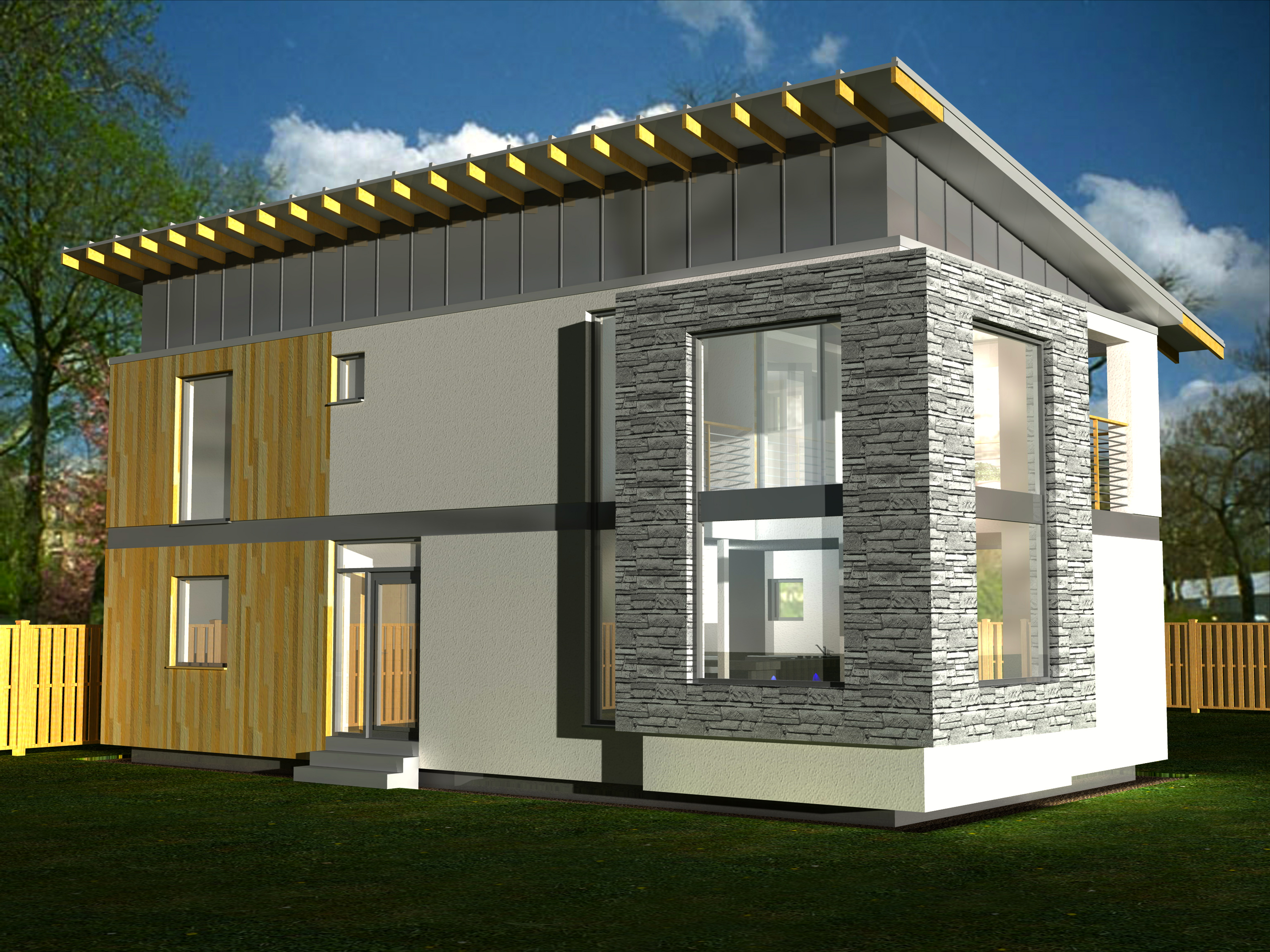 Front Elevation Design Website : Official opening of resource efficient house at bre
