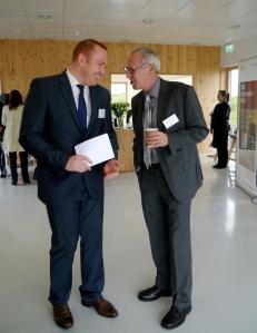Allan Sandilands and Robert Cowie