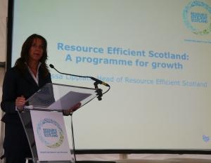 Marissa Lippiat about Resource Efficient Scotland