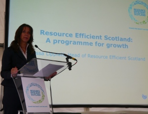 Marissa Lippiat about Resource Efficient Scotland