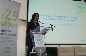 Marissa Lippiat about Resource Effi