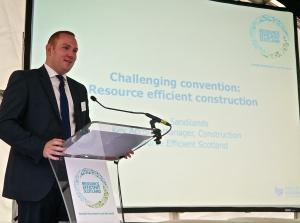 Allan Sandilands about the Resource Efficient House