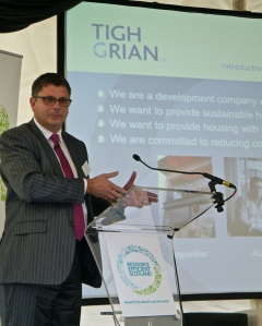 Alan Johnston about Tigh Grian Ltd