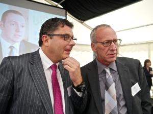 alan JOhnsotn and Robert Cowie
