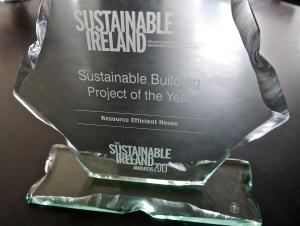 the Sustainable Ireland Award in all its splendour