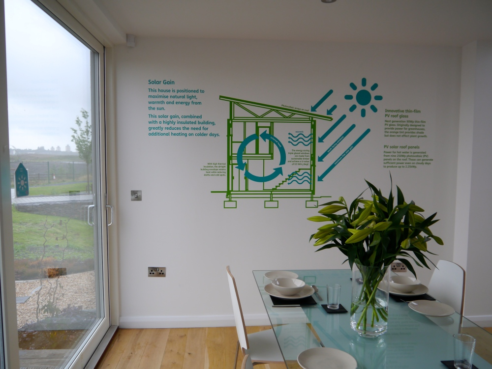 BIG day at BRE Innovation Park, Ravenscraig: Official opening of Resource Efficient House with Cabinet Secretary Richard Lochead (5/6)
