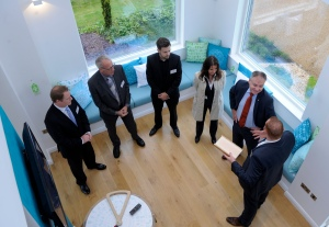 The Resource Efficient House Innovation Park Ravenscraig