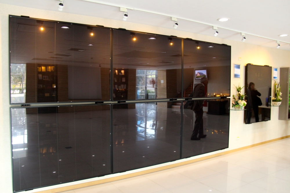 Superbe reception at NexPower in Taichung: How Beautiful BIPV can look! (5/6)