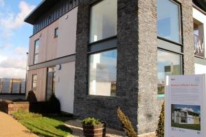 The Resource Efficient House at BRE Ravenscraig