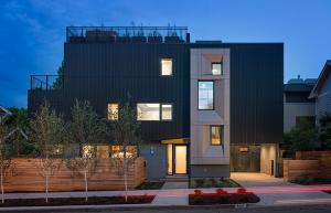 Seattle's first Passivhaus