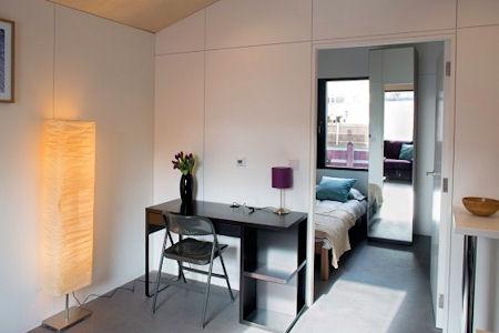 Interior for single person