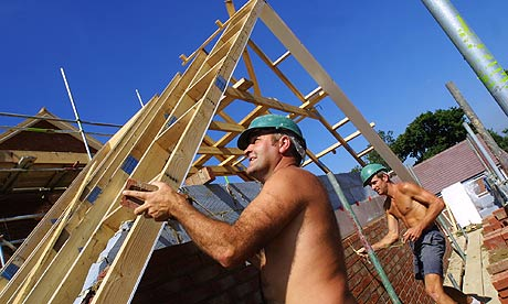 The Homebuilders' Federation says buyers will not be prepared to pay the premium for a new home added on by the zero carbon ruling. Photograph: Frank Baron
