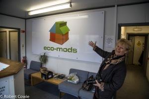 Eco-Mods. Newtown