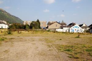 Former Alva academy site