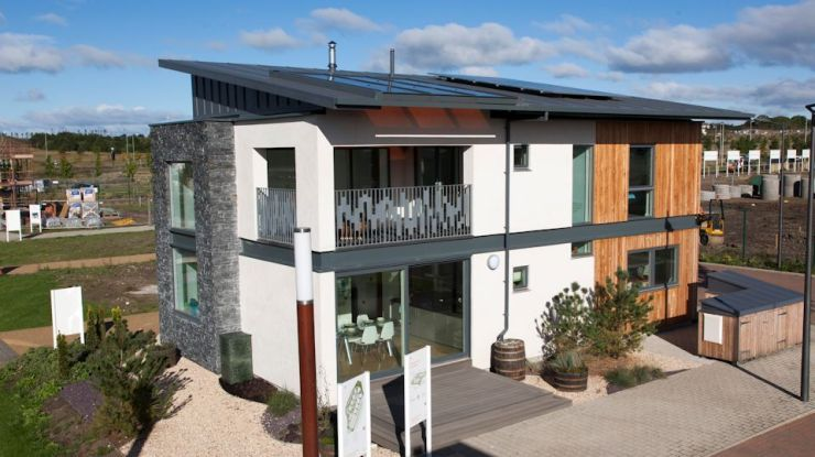 REH by Trigh Grian Ltd at BRE Ravenscraig