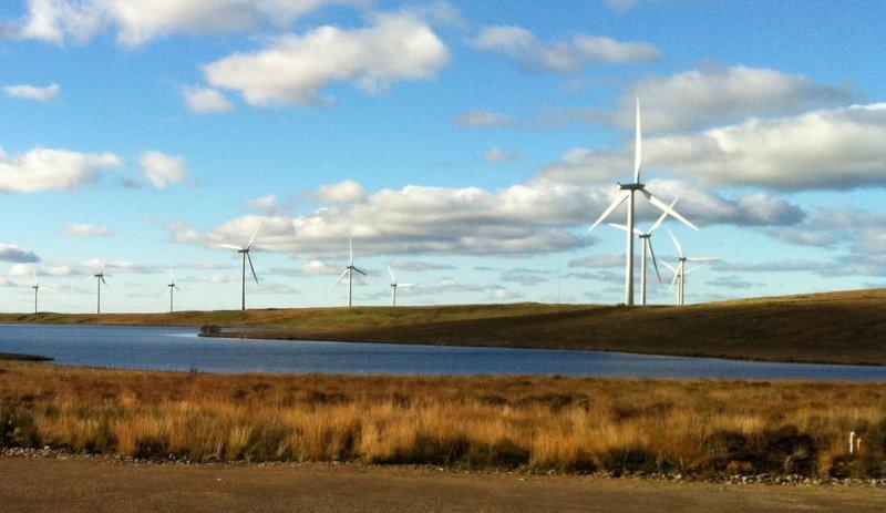 Incroyable ! L'Ecosse a produit plus d'énergie éolienne qu'elle n'en consomme   Mr Mondialisation/Incredible, Scotland has produced more wind energy than it consumes!