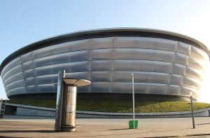 The Hydro in Morning Sunshine