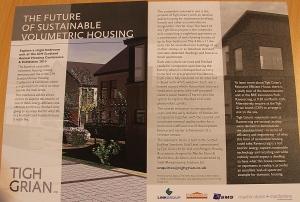 The future of sustainable volumetric housing