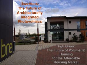 UserHuus-Tigh Grian wall