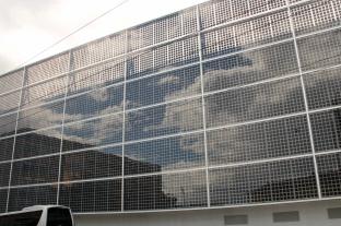 Solar PV Wall