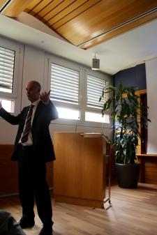 CSEM president Mario El Khoury