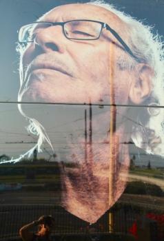 Laurent Perret's photographic solar panels