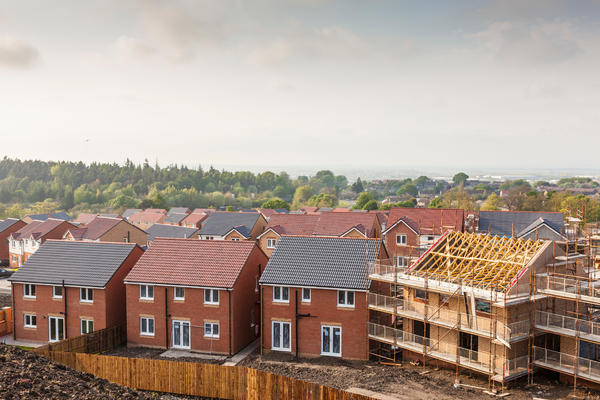 Inside housing news scottish government 50 000 homes for Does new roof affect appraisal