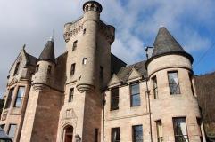 Brooomhall Castle