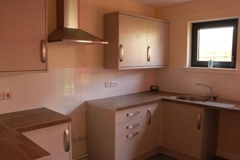 Alva, Queen Street kitchen
