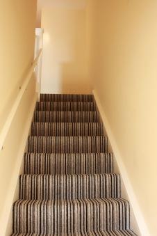 Alva, Queen Street staircase