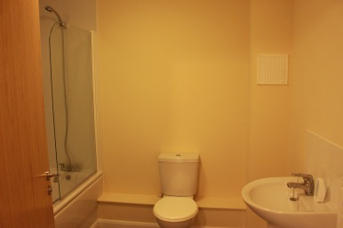Alva, Queen Street bath room