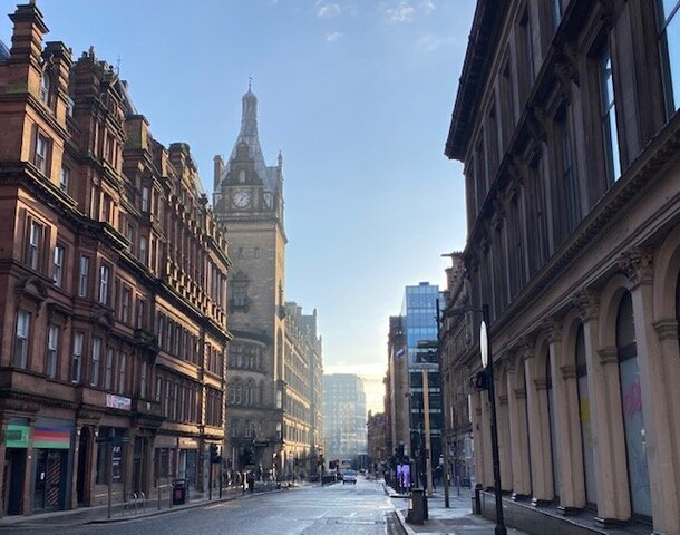 Glasgow. Photo courtesy of Stuart Platt